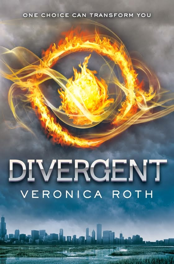Divergent Book by Veronica Roth