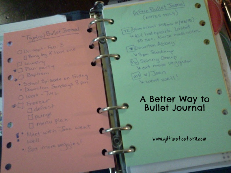bullet journal notebook planner day planner filofax