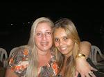 Eu e Cantora Andressa Raila