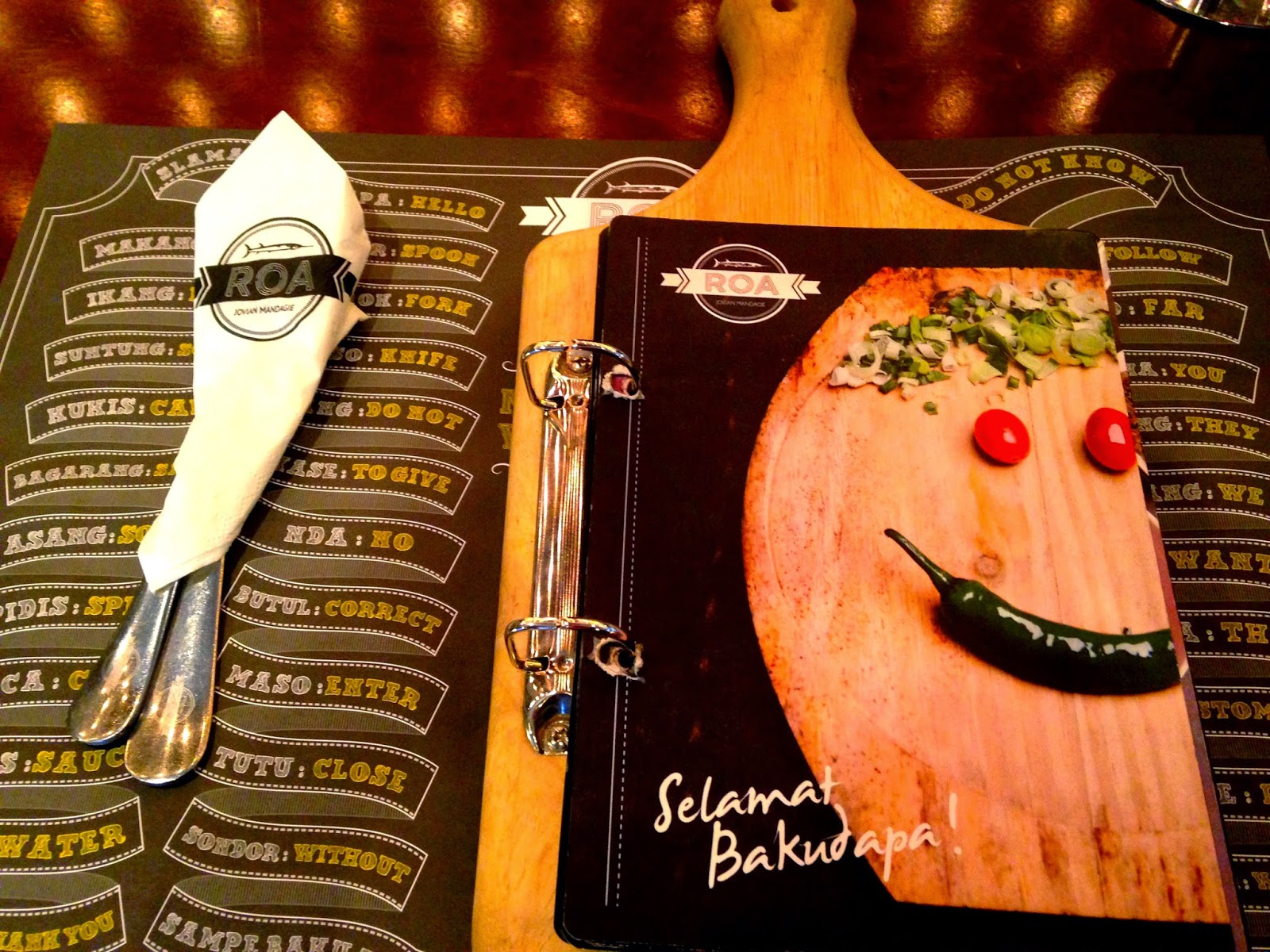 Food Hunting ROA by Jovian Mandagie A Pie Thing Dip n Dip