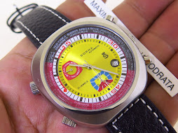 SORNA YELLOW DIAL - AUTOMATIC