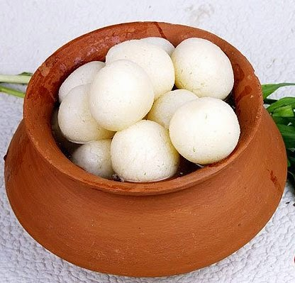 Bengali Rossogollas