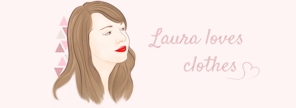 * Laura loves clothes - Blog mode 