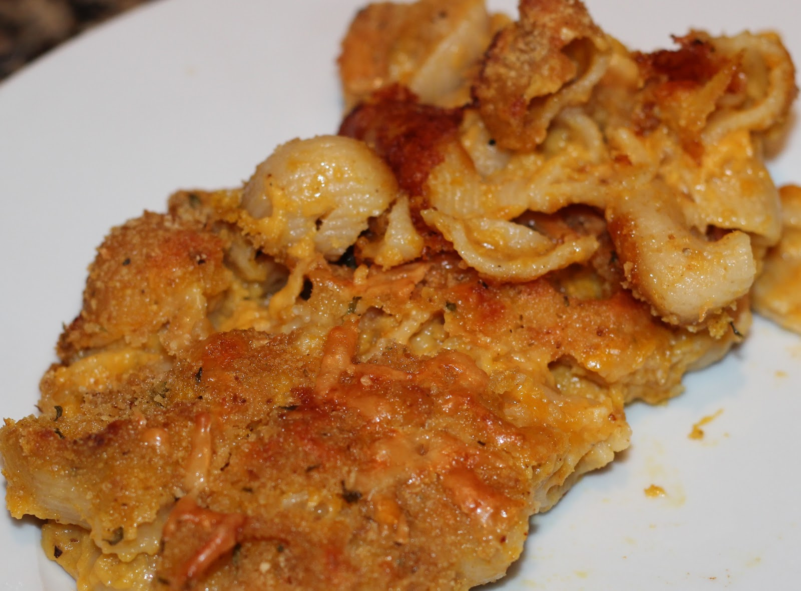 Food For The Fresh: Butternut Squash Mac 'n Cheese