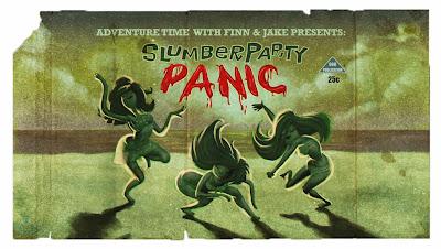 Pânico na festa do pijama
