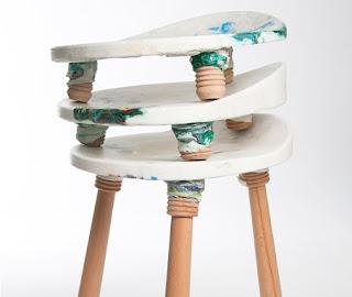 Muebles con Desechos, Ideas de Reciclaje a Nivel Industrial