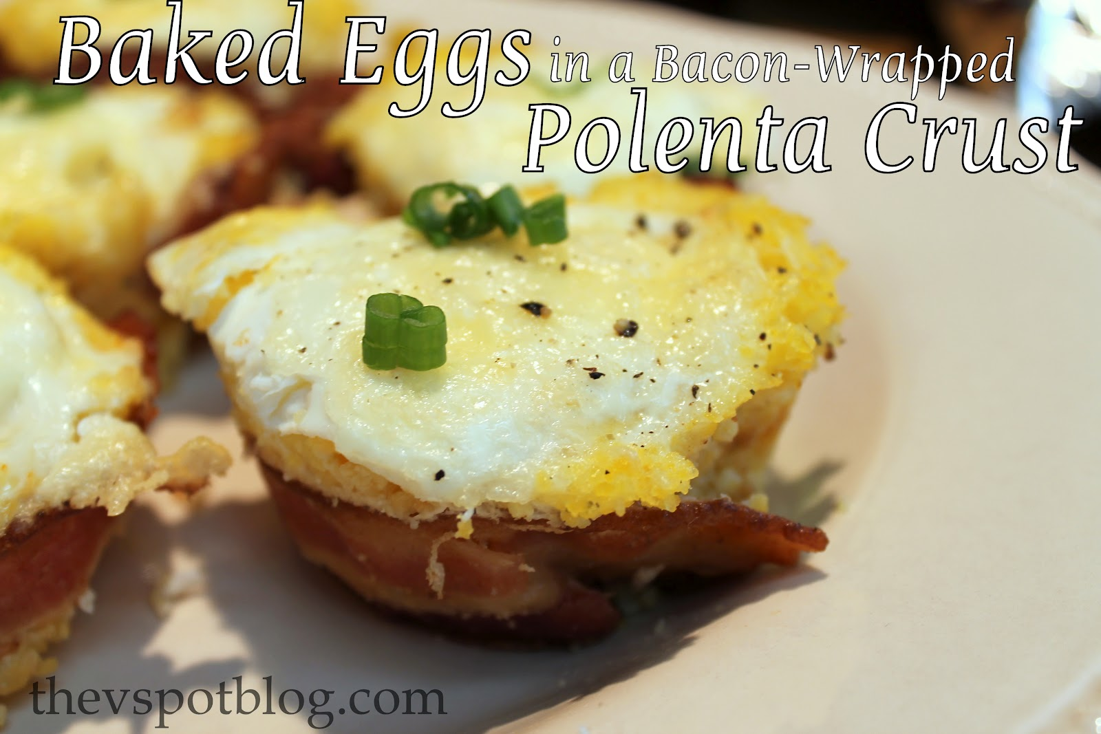 Eggs Diablo On Polenta Recipe — Dishmaps