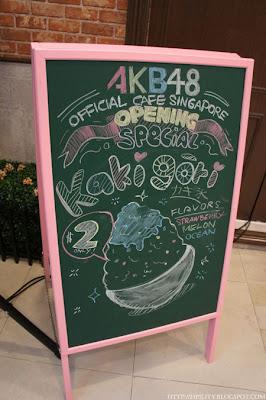 AKB48 Cafe Singapore