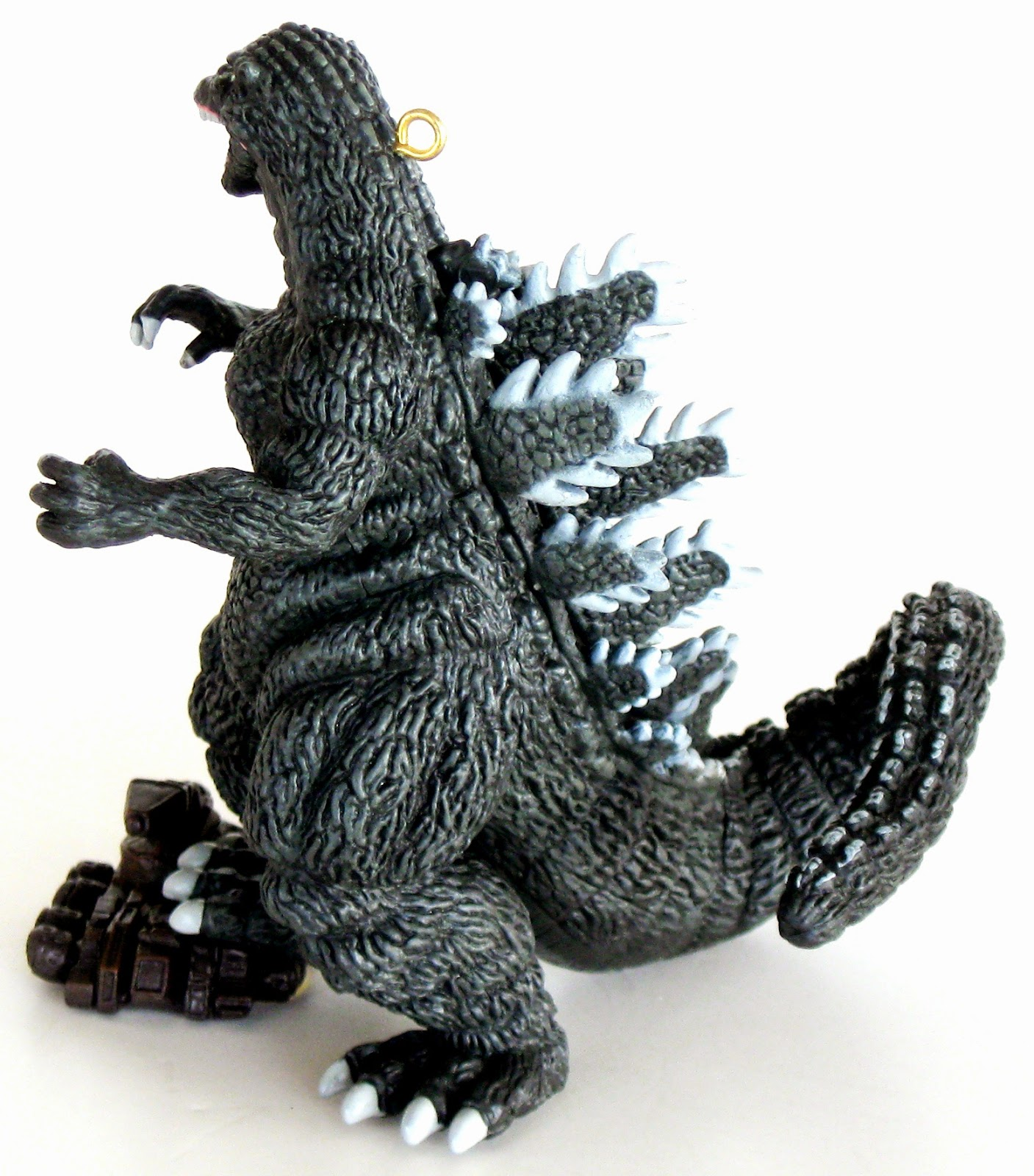 godzilla 2018 ornament - HD 1407×1600