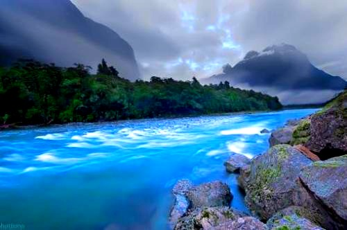 ex-ceed: Respecting the Flow of the River of Life