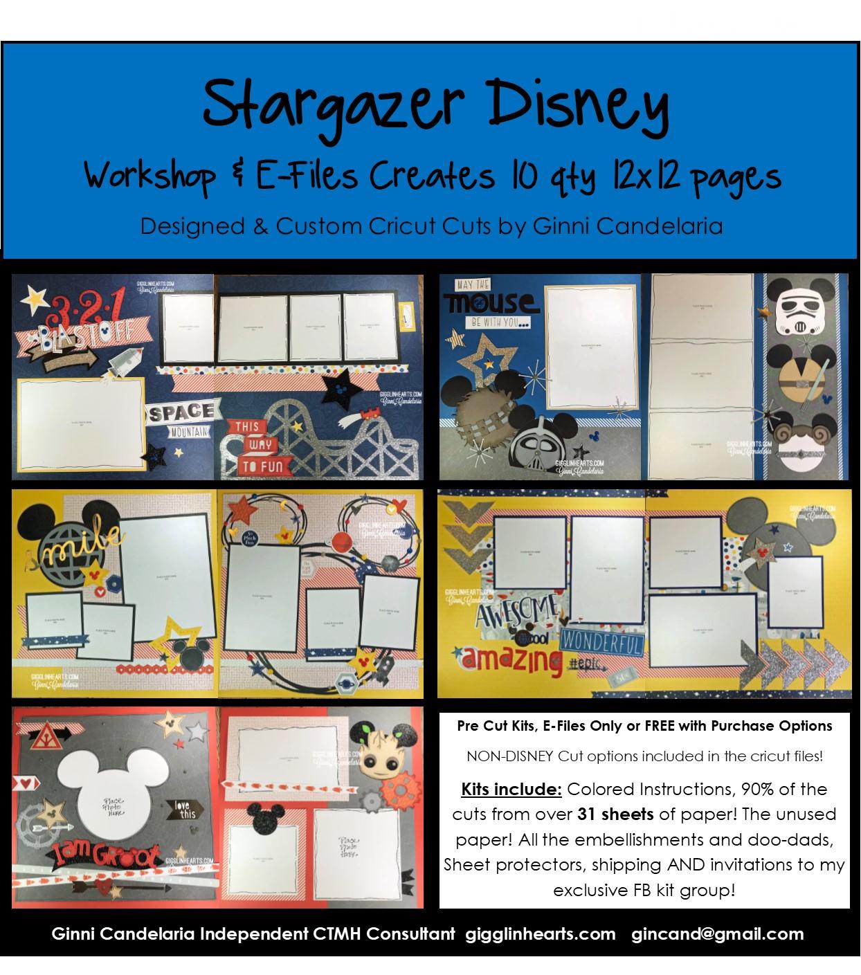 Stargazer Disney