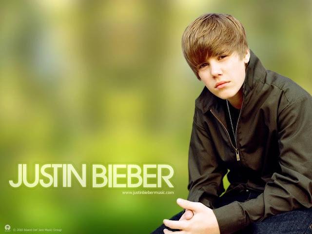 Wallpaper Justin