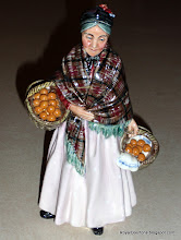 The Orange Seller HN 1759