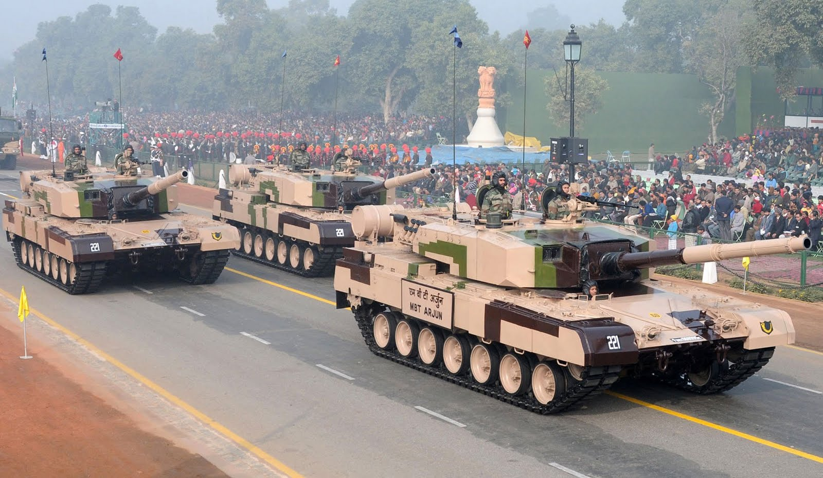 India army to order for 37 crores arjun mark ii mbt version