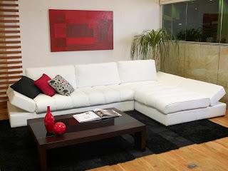 que sofá devo escolher para minha sala