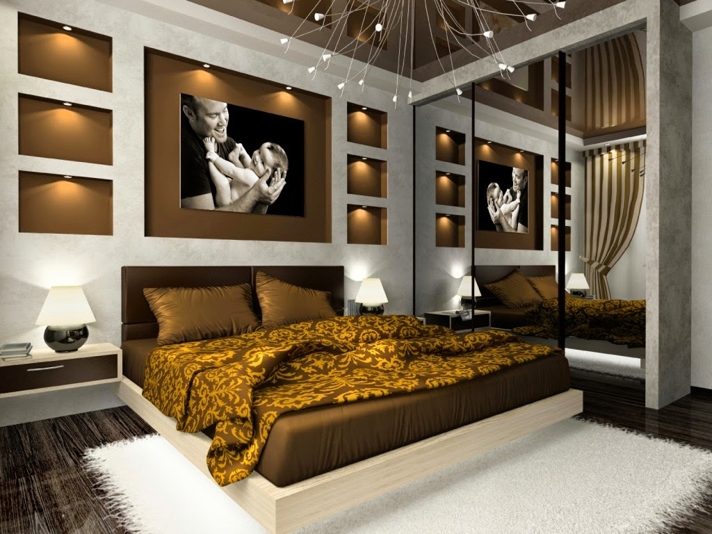 Bedroom Chandelier Ideas
