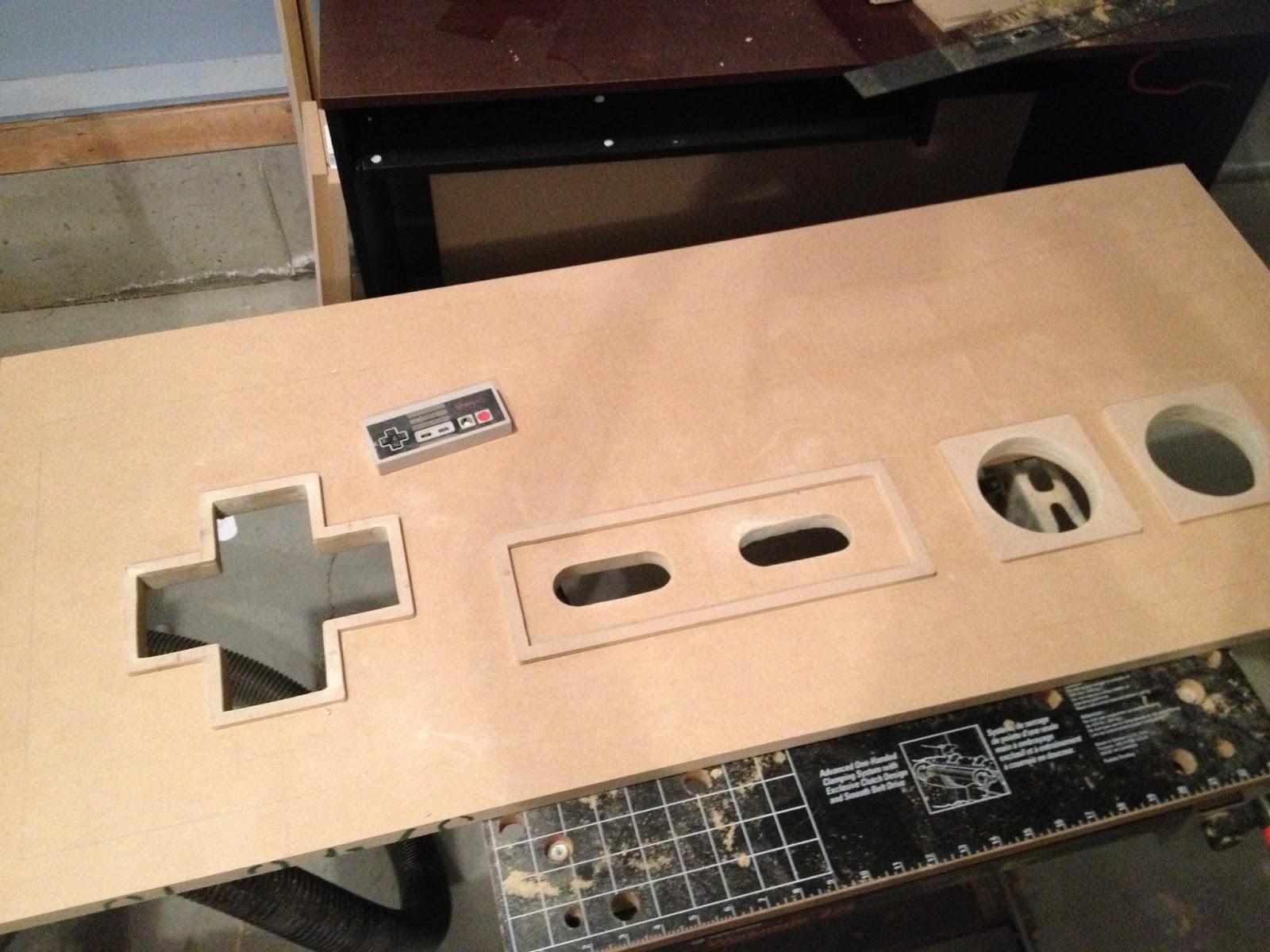 Do It Like Doli NES Coffee Table She s Beginning to Take Shape