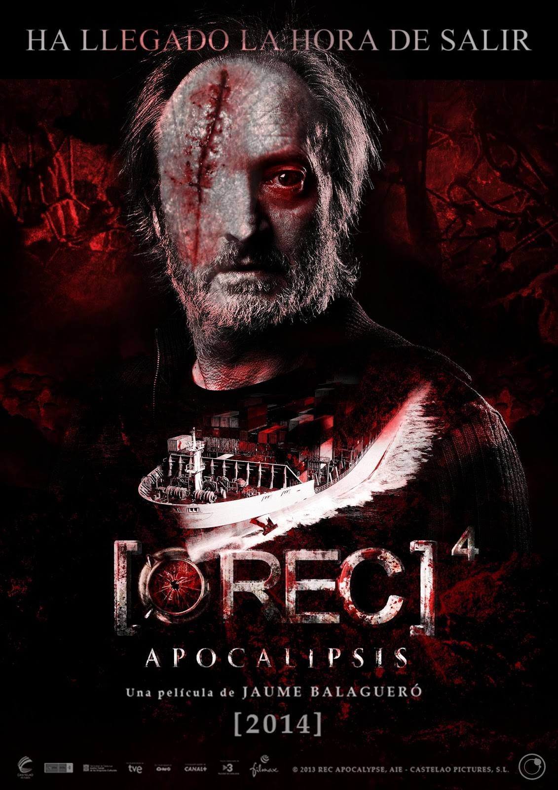 რეპორტაჟი: აპოკალიფსი - [REC] 4: Apocalipsis / [Репортаж] 4: Апокалипсис (2014)