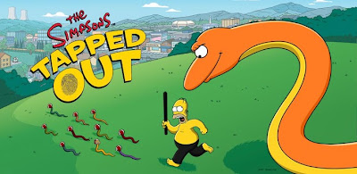 The Simpsons Tapped Out MOD 4.2.0 APK(Unlimited Donuts+Money