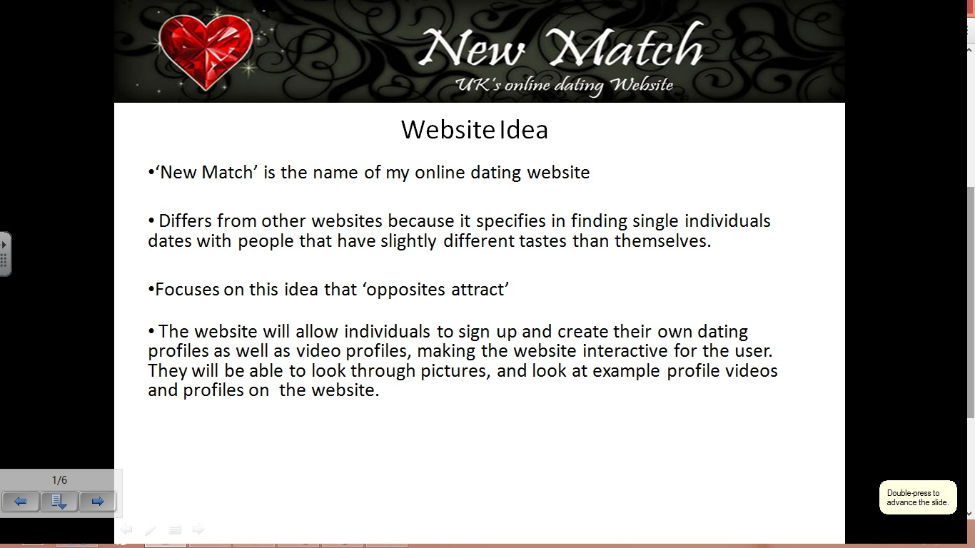 how to create a good online dating name