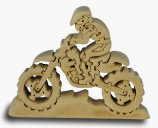 3D Motor Bike