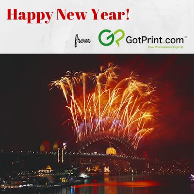 Happy New Year from GotPrint