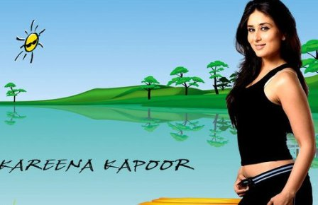 Bollywood Actress Kareena Kapoor Size Zero Figure Photos Wallpapers amp Pictures gallery pictures