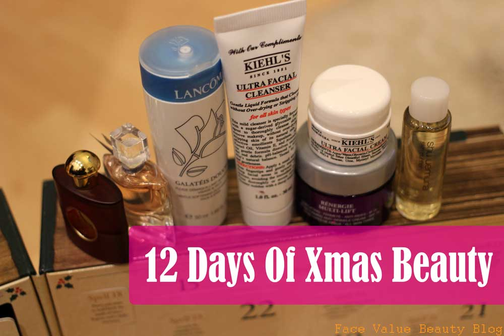 12 Days Of Christmas: Selfridges Beauty Advent Calendar revealed!