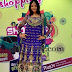 Purple Bridal Salwar