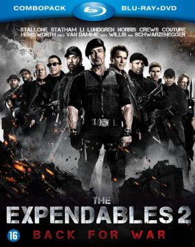 The Expendables 2 2012 Poster