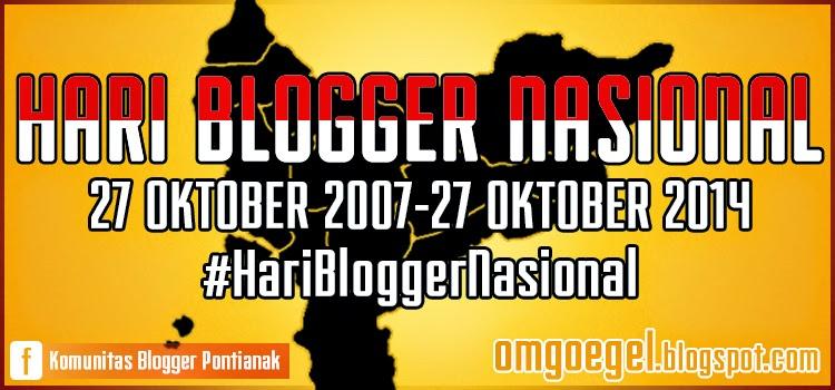 Hari Blogger Nasional 2014
