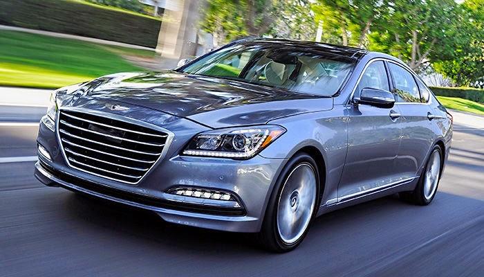 Hyundai Genesis, su berlina premium