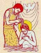 ฉลองพระเยซูเจ้าทรงรับพิธีล้าง
