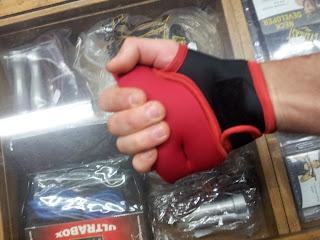 guantes lastrados rude boys