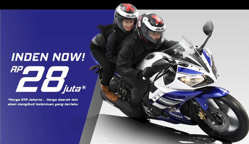 Inden online Yamaha YZF R15 V2 Indonesia sudah dibuka . . . ! harga 28 Juta OTR Jakarta !