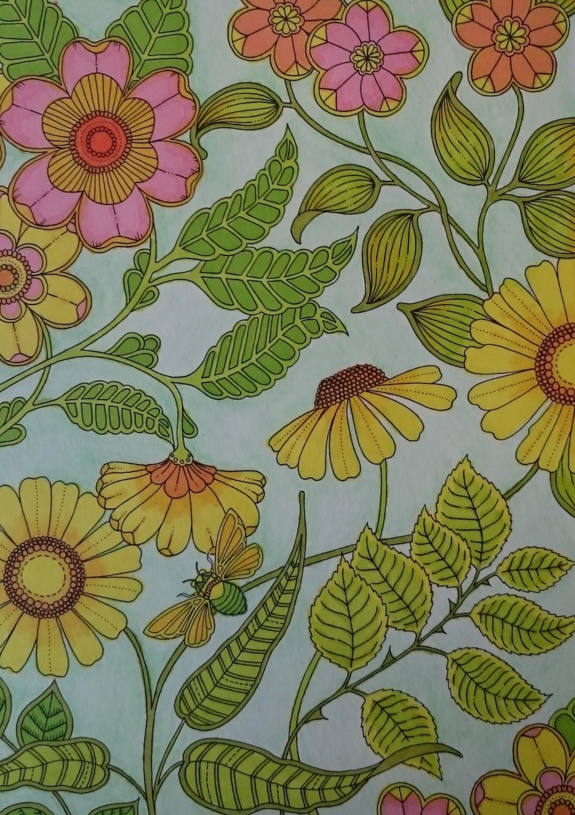 Secret Garden Postcard 2