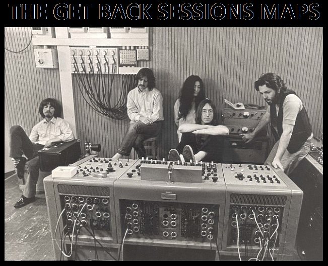 GET BACK SESSIONS MAPS
