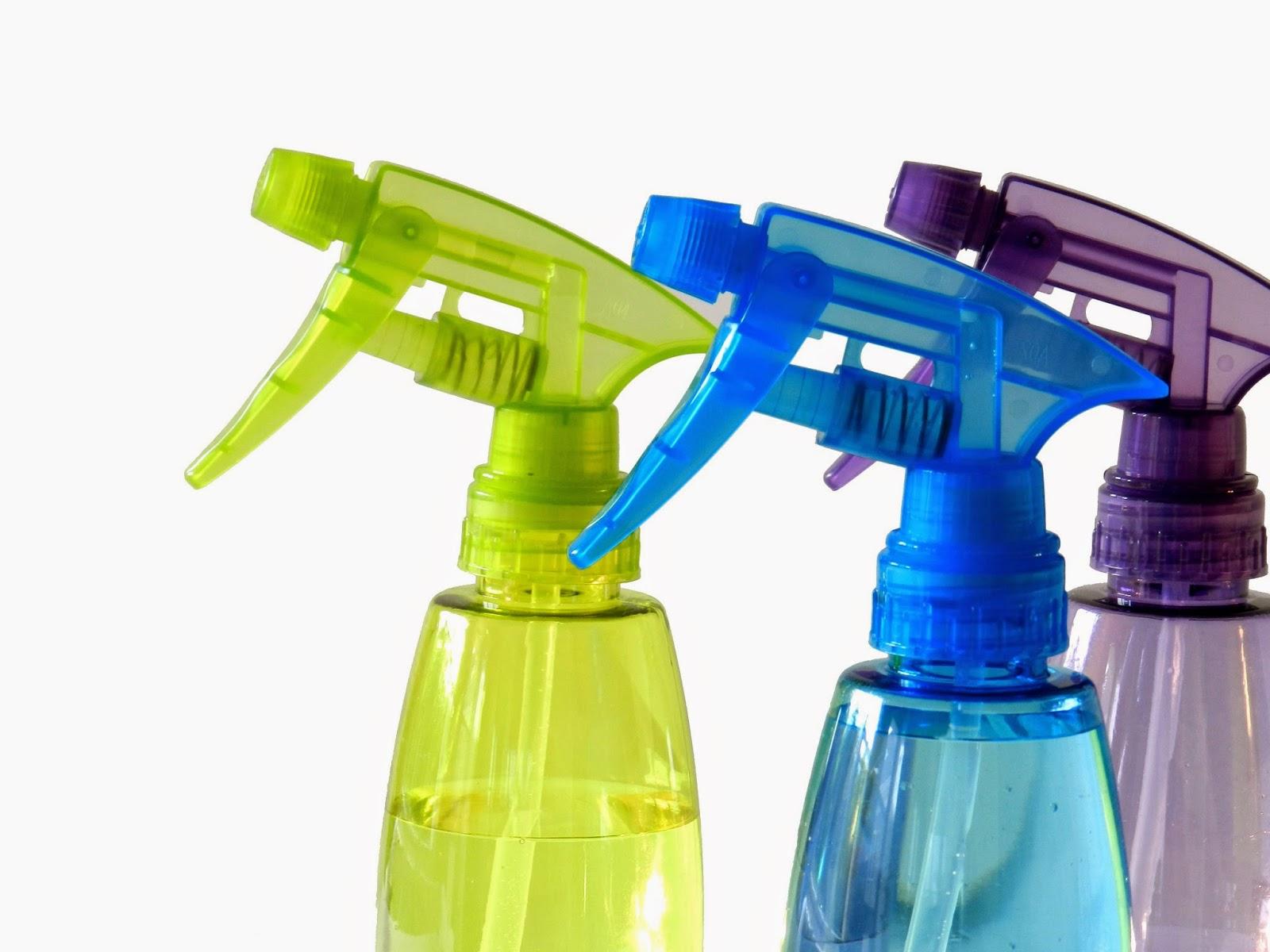 Limpieza a fondo y aromaterapia