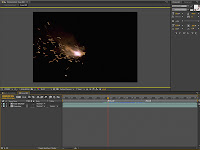 Fuse action START and END Markers in an Adobe After Effects comp.