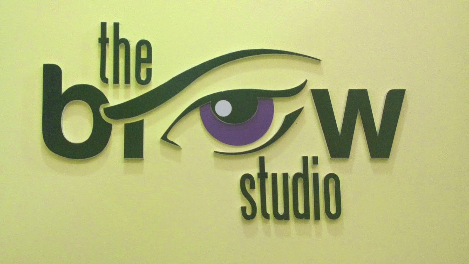 The Best Eyebrows Youll Ever Have At The Brow Studio Blogph