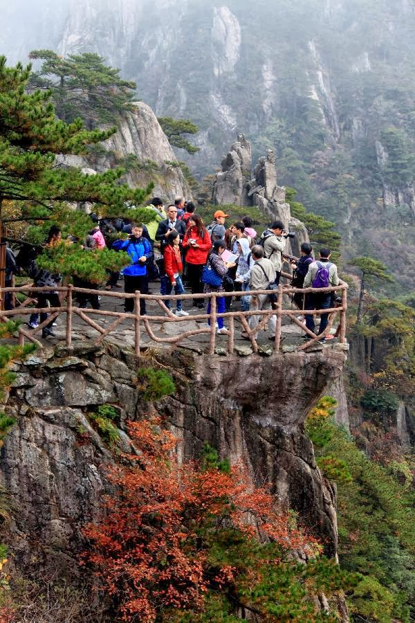 Huangshan Mountains in Autumn   China Travel & Tourism News
