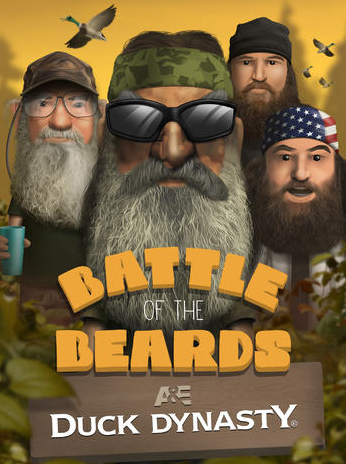 duck dynasty battle of the beards app
