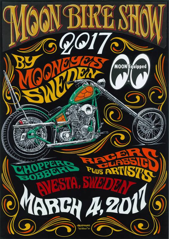 Moon Bike Show...