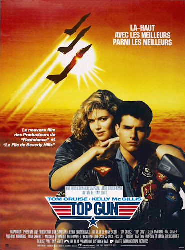 Top Gun (BRRip 3D HD Español Latino) (1986)