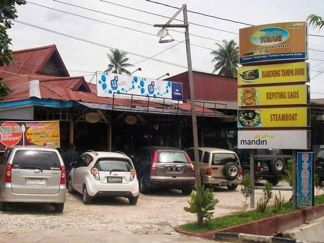 Kuliner Balikpapan di Rumah Makan Torani