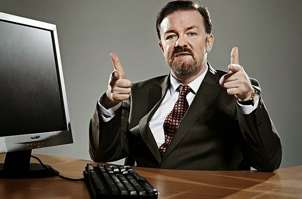 David Brent from The Office