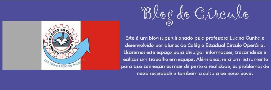 Blog do Círculo