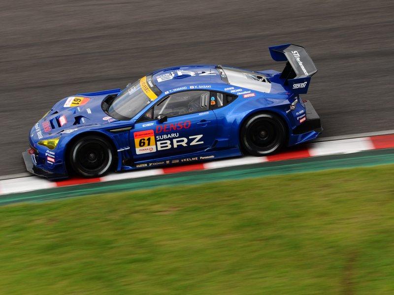 Super GT, japońska liga wyścigowa, seria, JDM, japanese, racing, Autobacs, Subaru BRZ 自動車競技