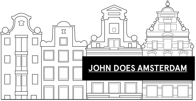 John does Amsterdam