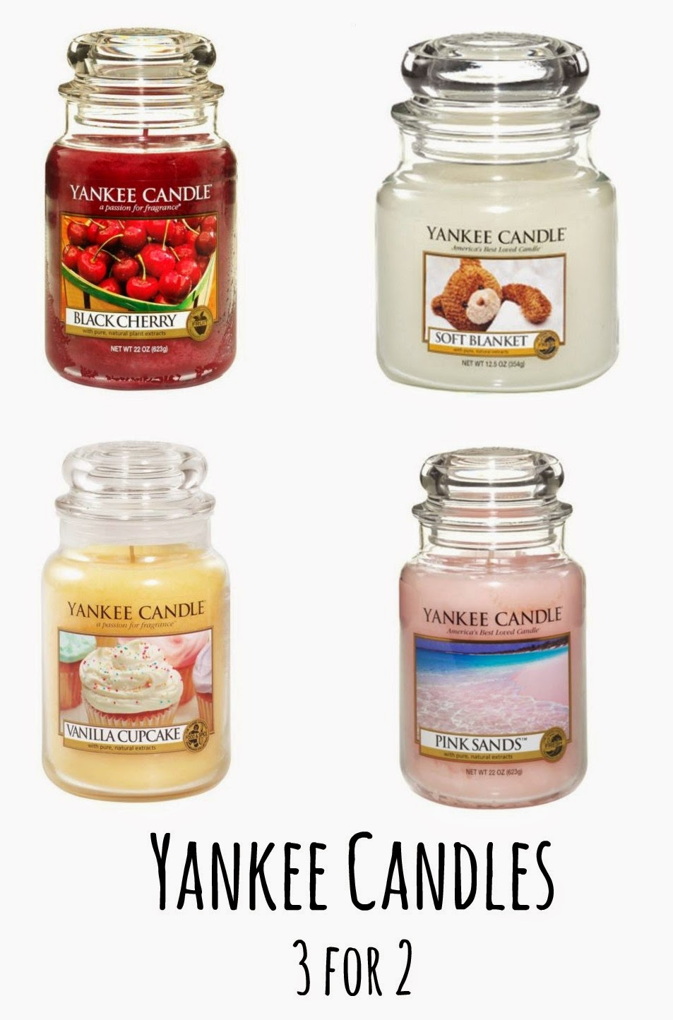 Yankee Candle Special Offer